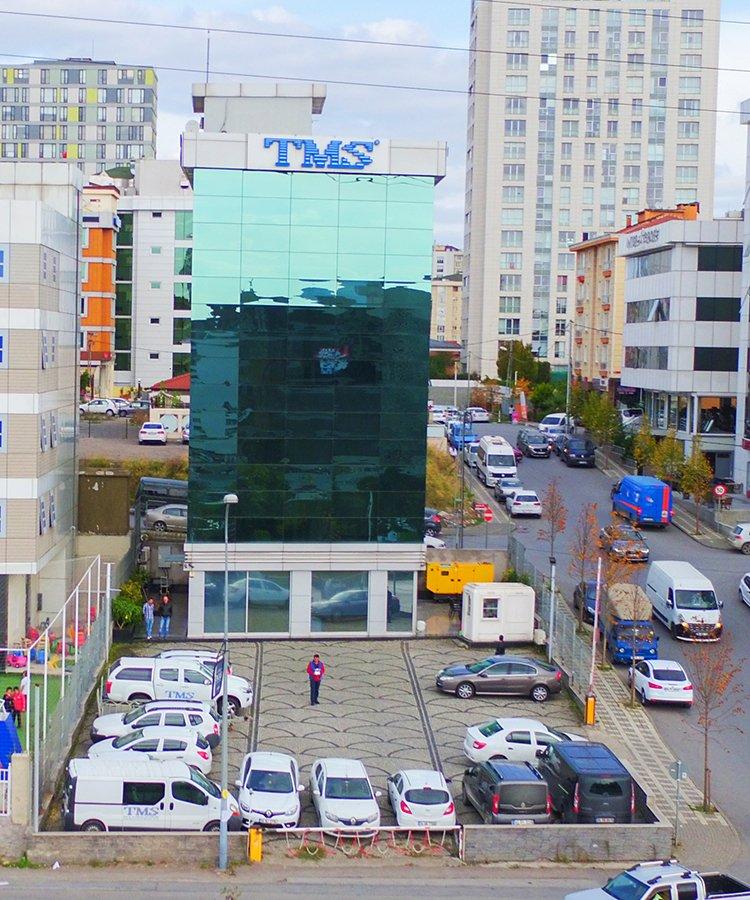 TMS İstanbul Merkez Binası