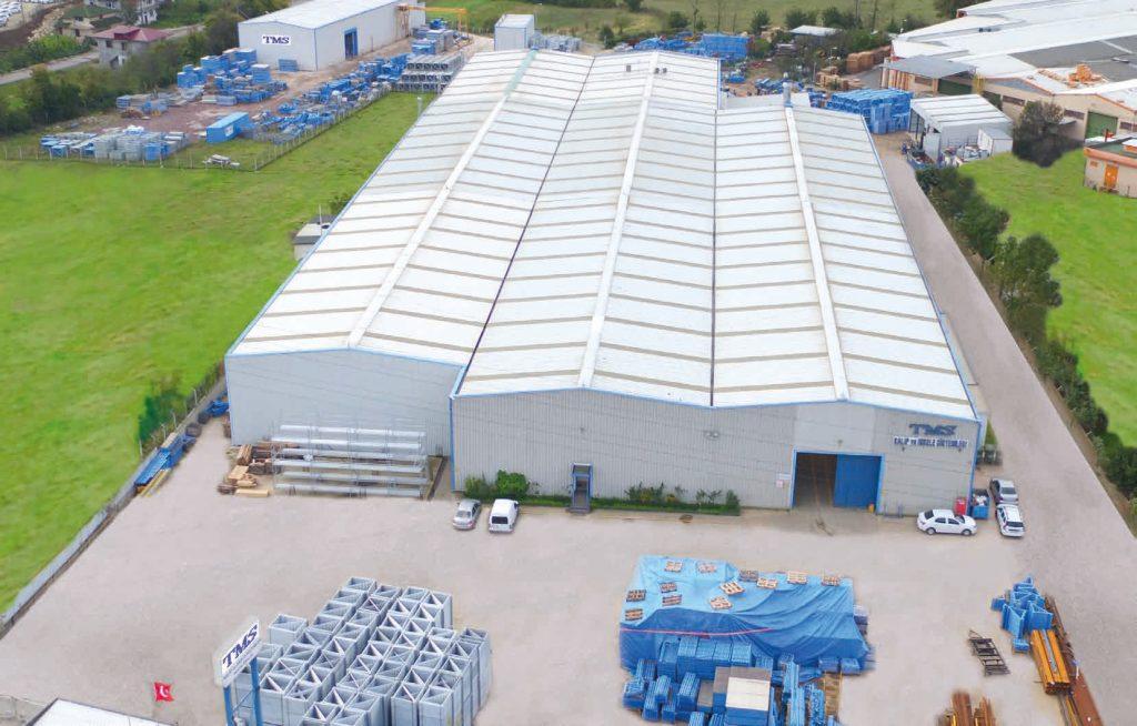 TMS Kocaeli Fabrika Sahası Ek Ofis Binası