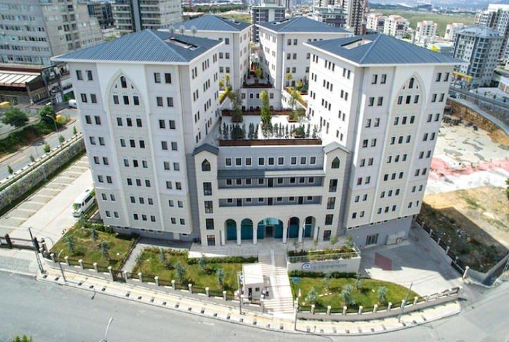 Başakşehir Katibe Atmaca 1000 Kişilik Öğrenci Yurdu