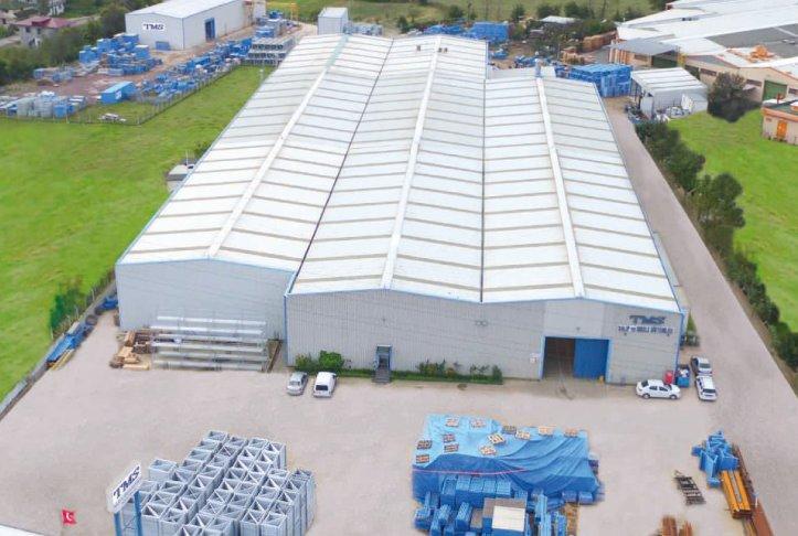 TMS Kocaeli Fabrikası Yönetim Binası